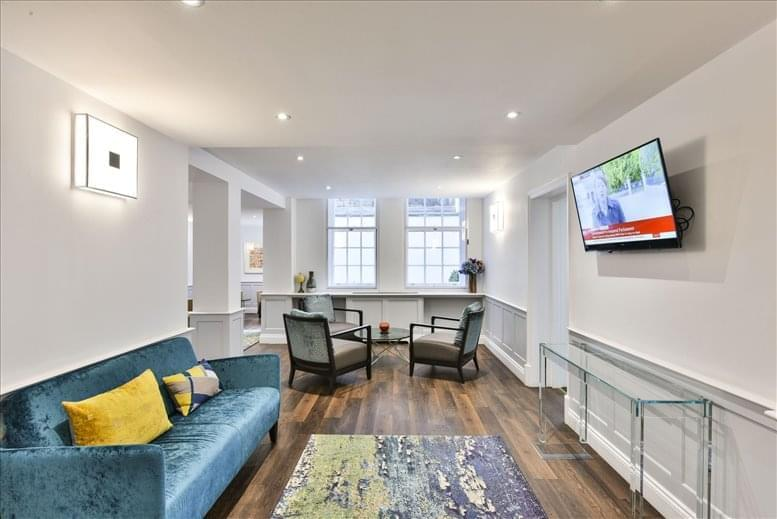 Picture of 2 Eaton Gate, Kings Road Office Space for available in Belgravia