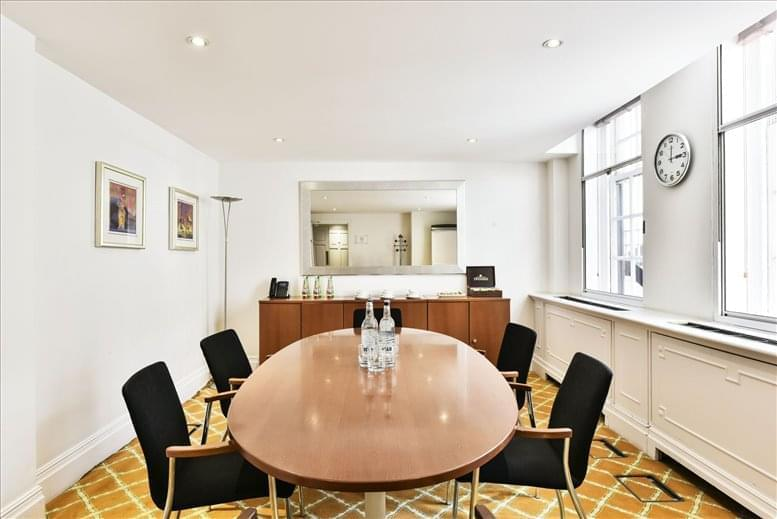 Belgravia Office Space for Rent on 2 Eaton Gate, Kings Road