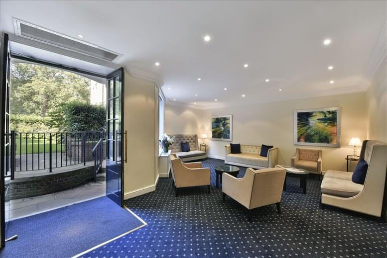 16 Old Queen Street Office for Rent St James's Park