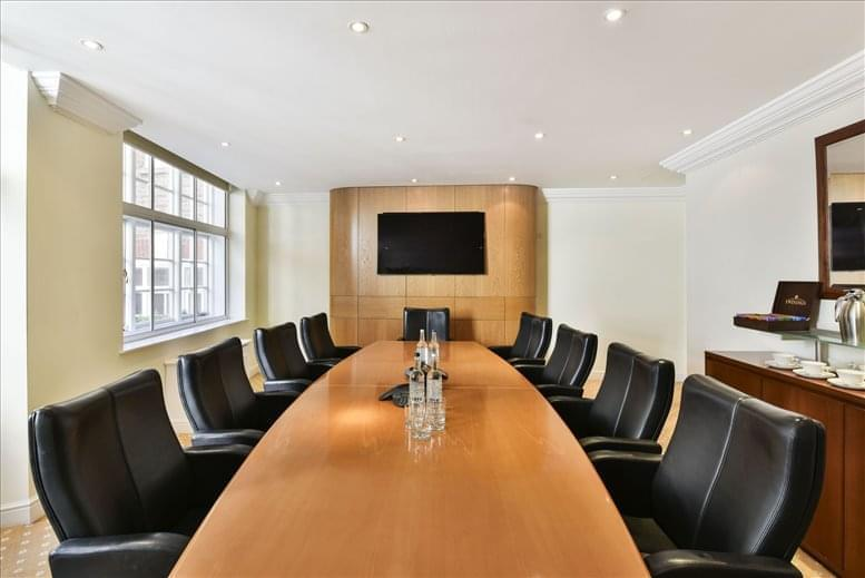 Office for Rent on 16 Old Queen Street St James's Park