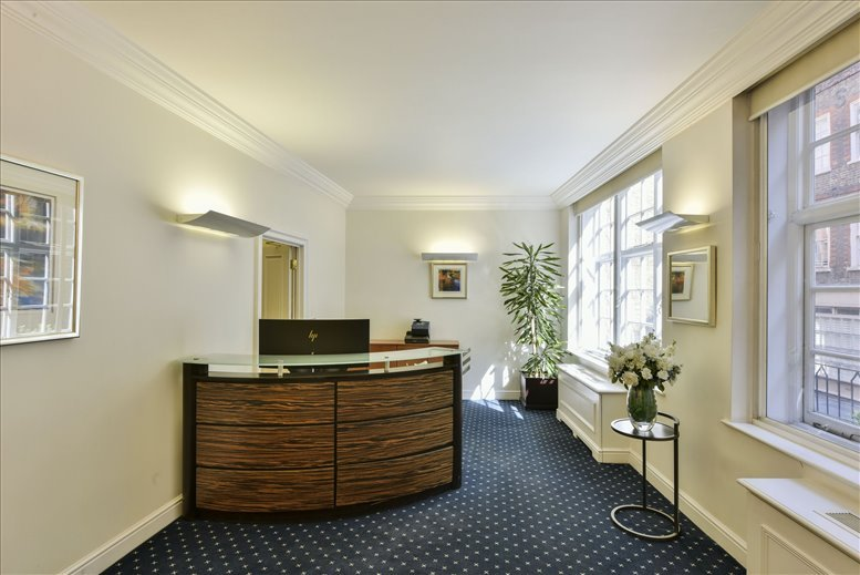 Rent St James's Park Office Space on 16 Old Queen Street