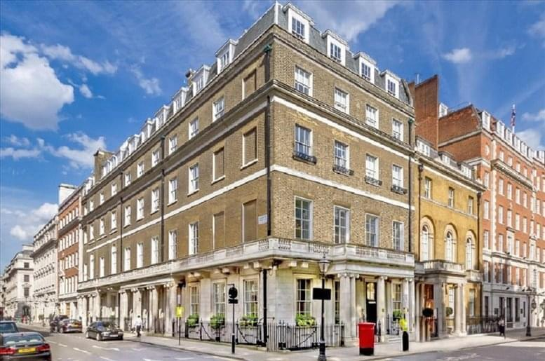 33 St James's Square available for companies in West End