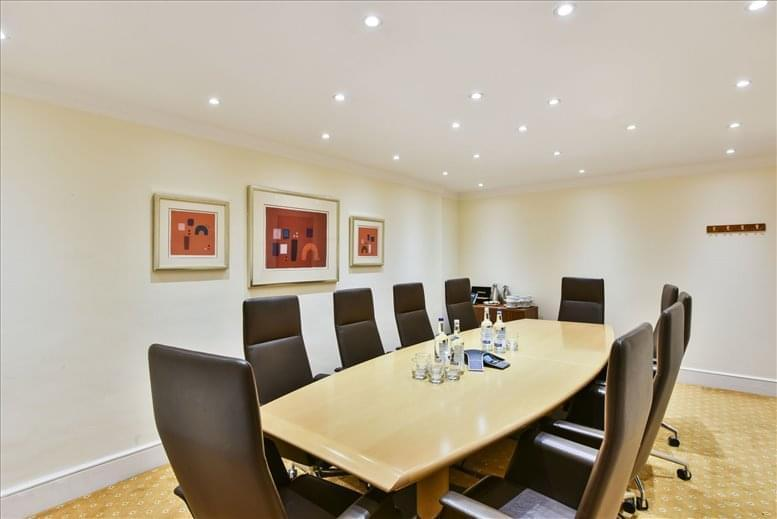 33 St James's Square Office for Rent West End