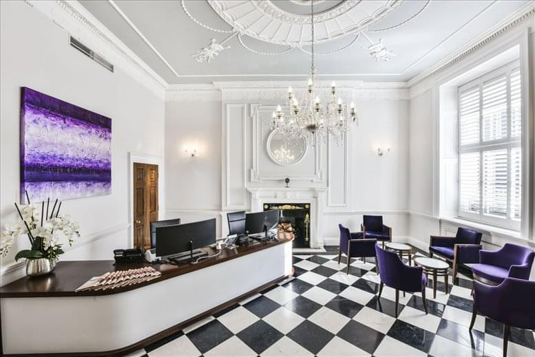 Image of Offices available in St James's Park: 33 St James's Square, West End