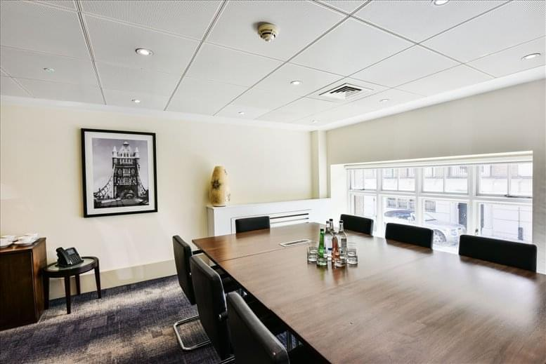Office for Rent on 29 Farm Street Mayfair