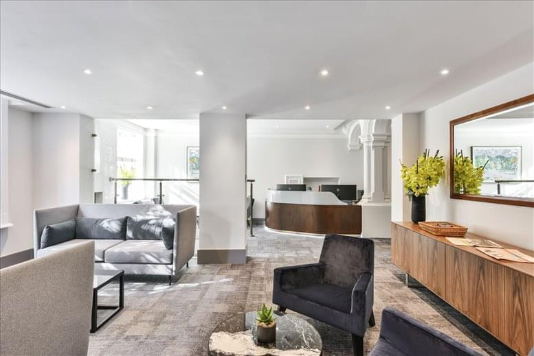 Mayfair Office Space for Rent on 29 Farm Street