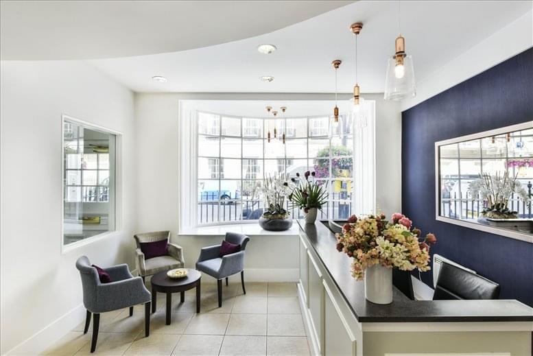 67 Grosvenor Street Office Space Mayfair
