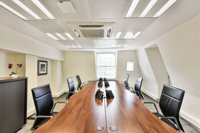Mayfair Office Space for Rent on 67 Grosvenor Street