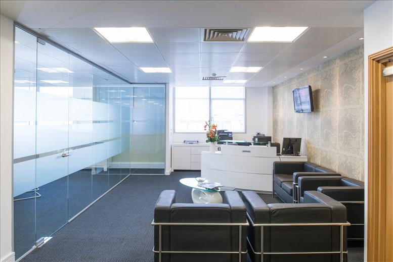 45 Moorfields, Moorgate Office for Rent Moorgate