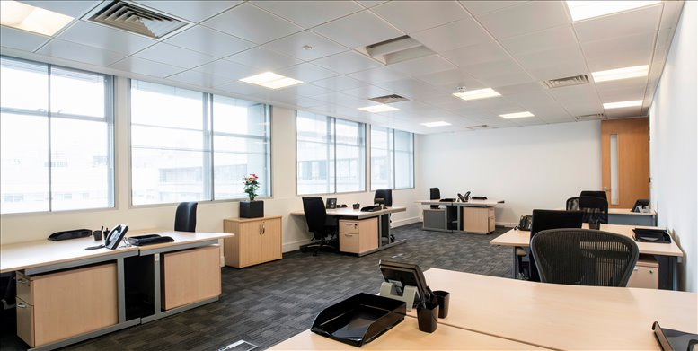 Image of Offices available in Moorgate: 45 Moorfields, Moorgate
