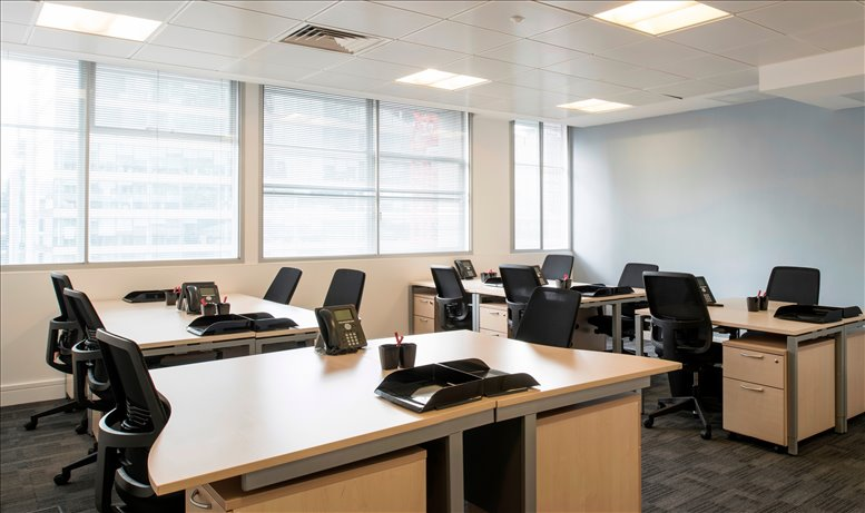 Moorgate Office Space for Rent on 45 Moorfields, Moorgate