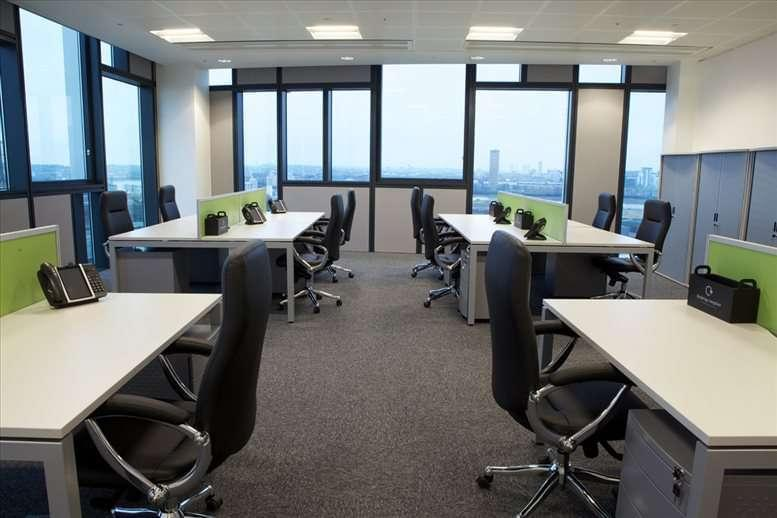 Image of Offices available in Greenwich: 6 Mitre Passage, Greenwich Peninsula