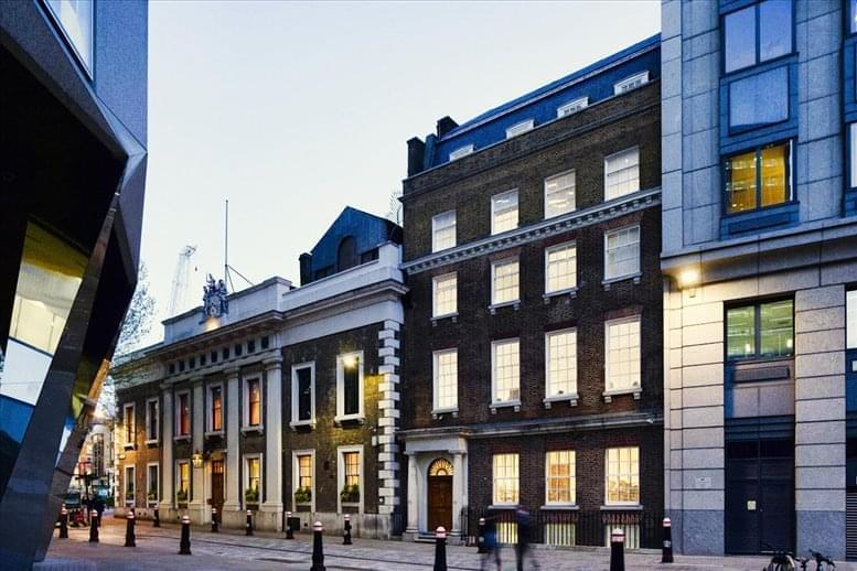 80 Coleman Street, City of London Office for Rent Moorgate