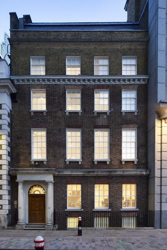 Picture of 80 Coleman Street, City of London Office Space for available in Moorgate
