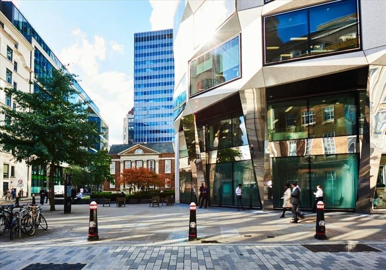 Office for Rent on 80 Coleman Street, City of London Moorgate