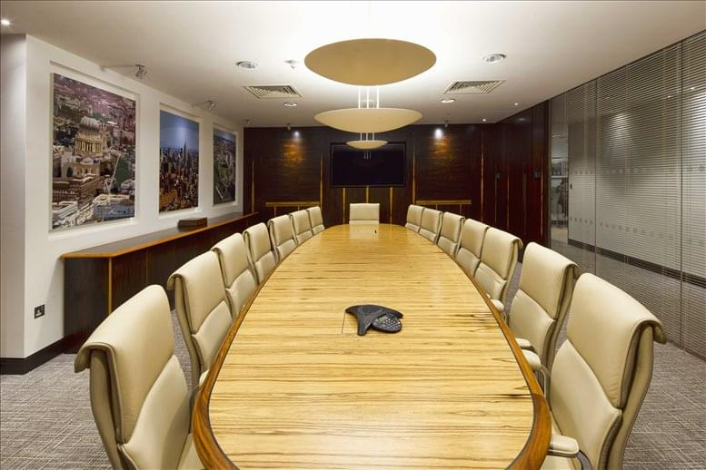 Image of Offices available in Moorgate: 80 Coleman Street, City of London