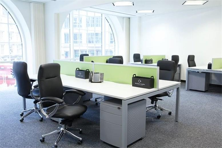 Rent Monument Office Space on 40 Gracechurch, Central London