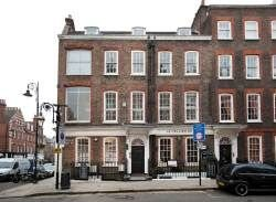 28 Church Row Office Space Hampstead