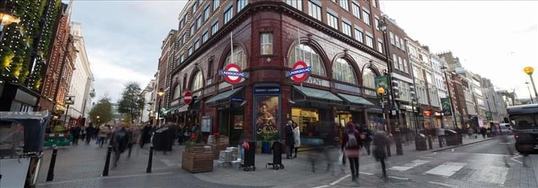 7-8 Henrietta Street, London's West End Office for Rent Covent Garden