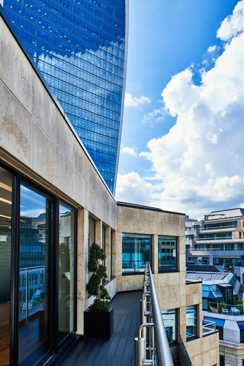 34 Lime Street Office for Rent The City