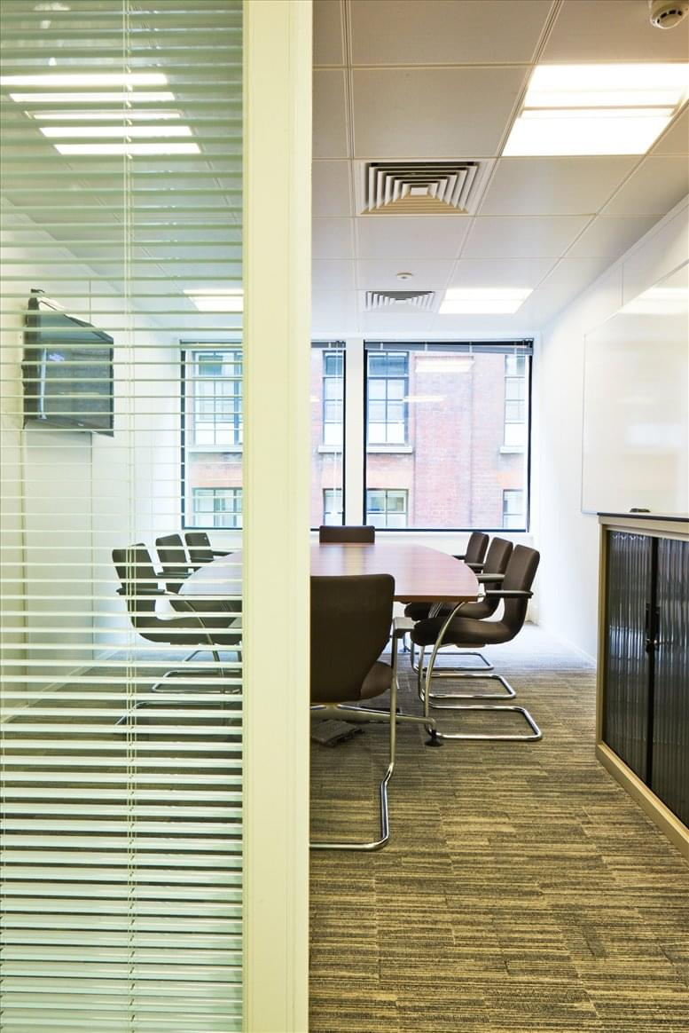 The City Office Space for Rent on 34 Lime Street
