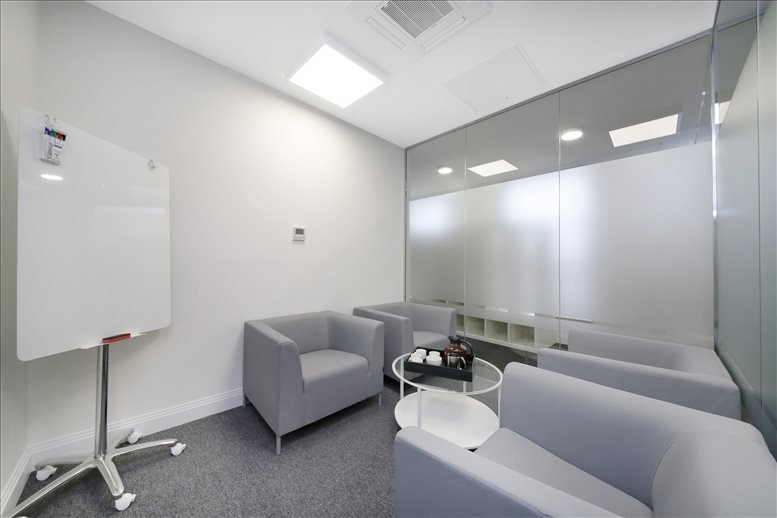 Image of Offices available in Greenwich: 133 Creek Road, Greenwich