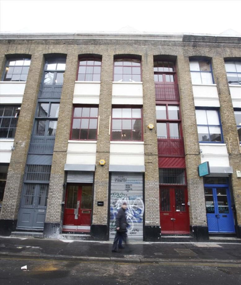 77 Leonard Street, Hackney available for companies in Hackney