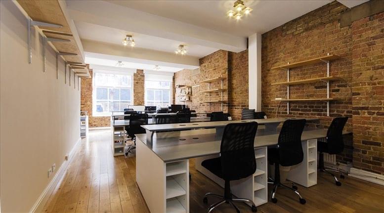 77 Leonard Street, Hackney Office for Rent Hackney