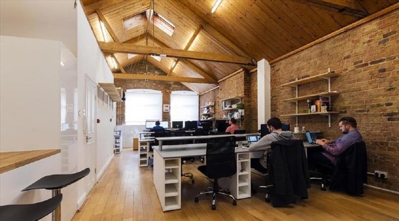 Office for Rent on 77 Leonard Street, Hackney Hackney