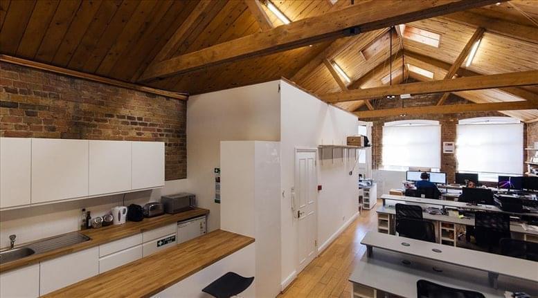 Image of Offices available in Hackney: 77 Leonard Street, Hackney