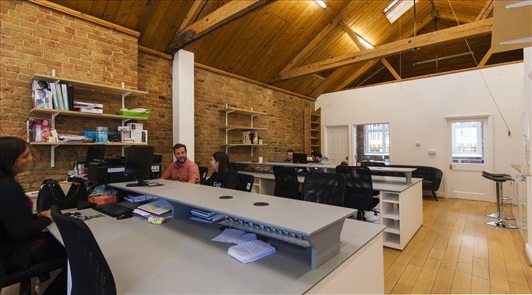 Hackney Office Space for Rent on 77 Leonard Street, Hackney