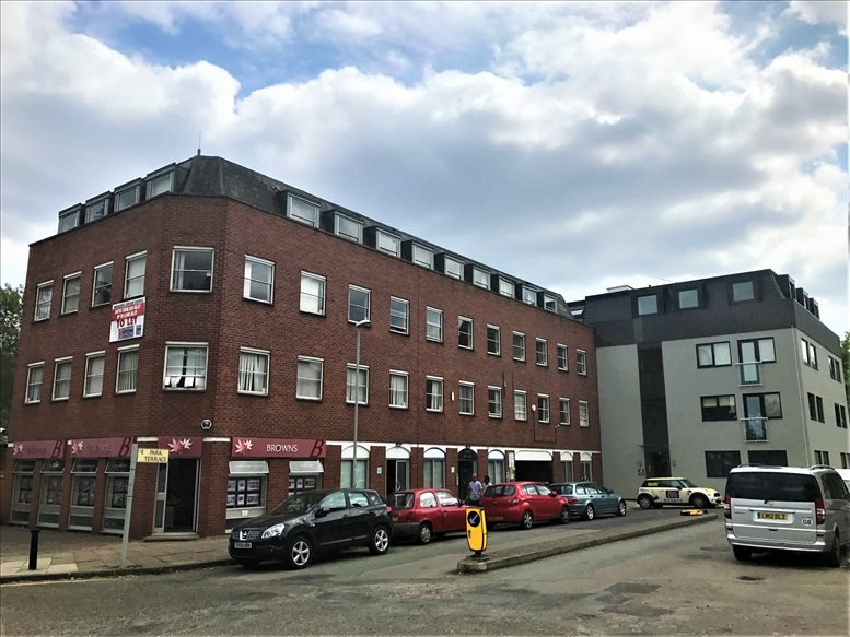 Office for Rent on Park House, Park Terrace, Worcester Park Tolworth