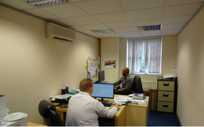 Photo of Office Space available to rent on Park House, Park Terrace, Worcester Park, Tolworth
