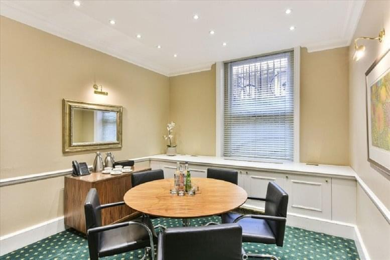 23-24 Berkeley Square Office for Rent Mayfair