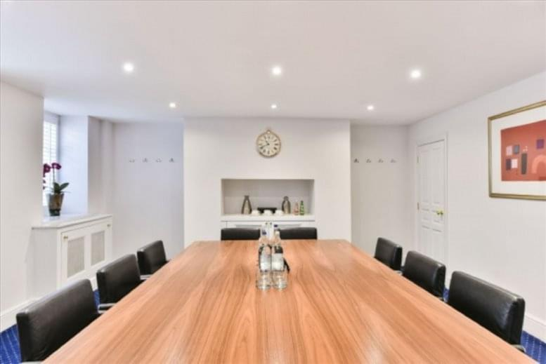 Office for Rent on 23-24 Berkeley Square Mayfair