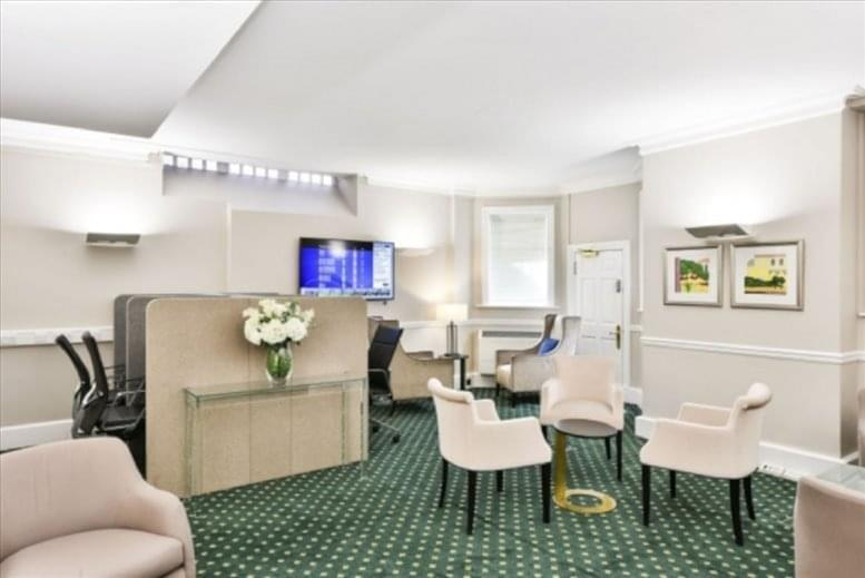 Mayfair Office Space for Rent on 23-24 Berkeley Square