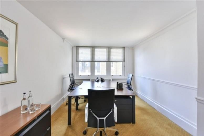 Rent Mayfair Office Space on 23-24 Berkeley Square