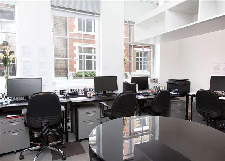 Photo of Office Space on 16 Carlisle Street Soho