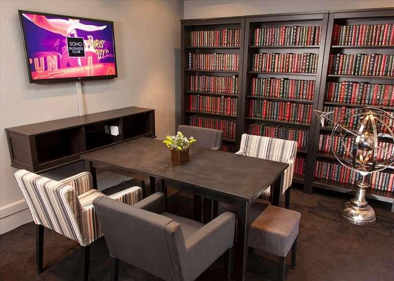 16 Carlisle Street Office for Rent Soho