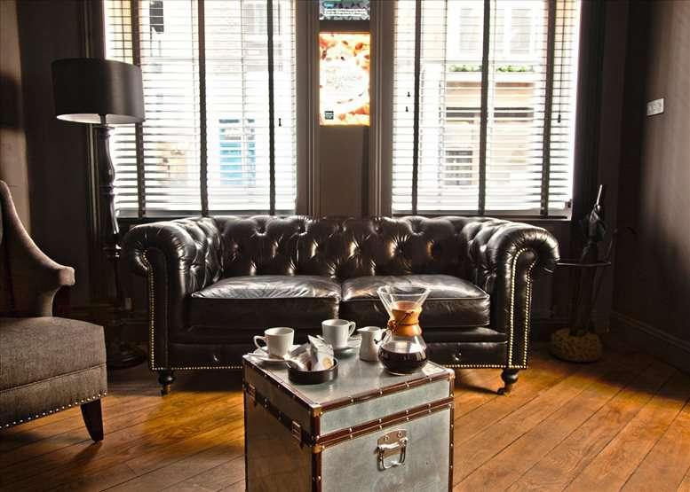 Office for Rent on 16 Carlisle Street Soho