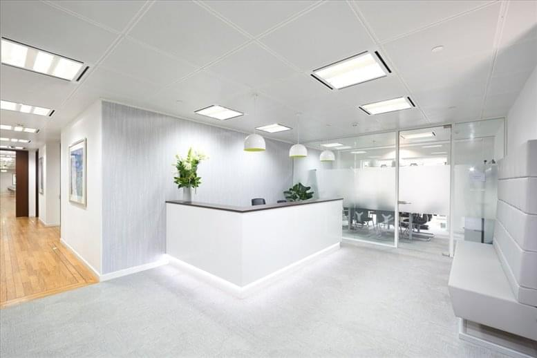 Photo of Office Space on 60 Gresham Street, City of London Bank