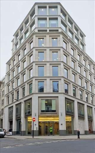 Photo of Office Space on 60 Gresham Street, City of London - Bank