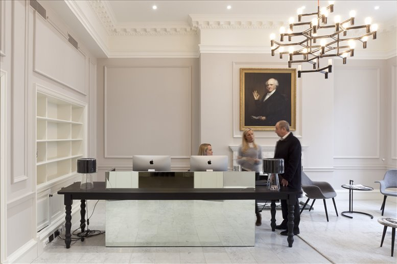 7-8 Stratford Place Office for Rent Mayfair