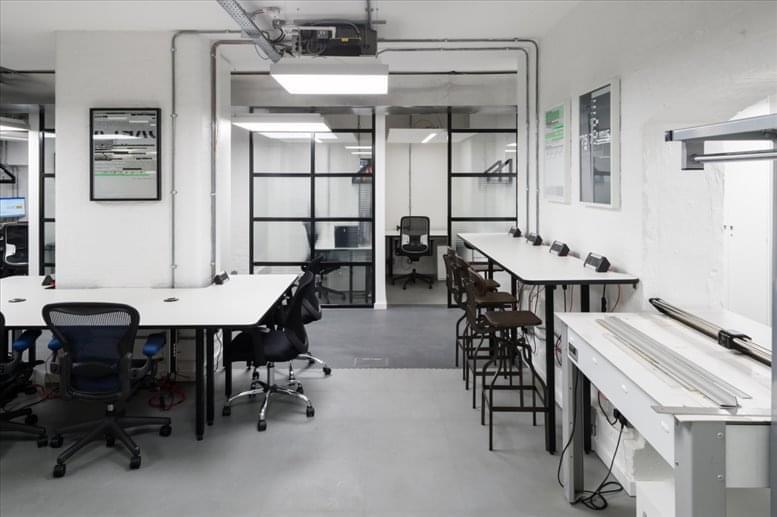 Photo of Office Space on 14 Rosebery Avenue, Central London Farringdon