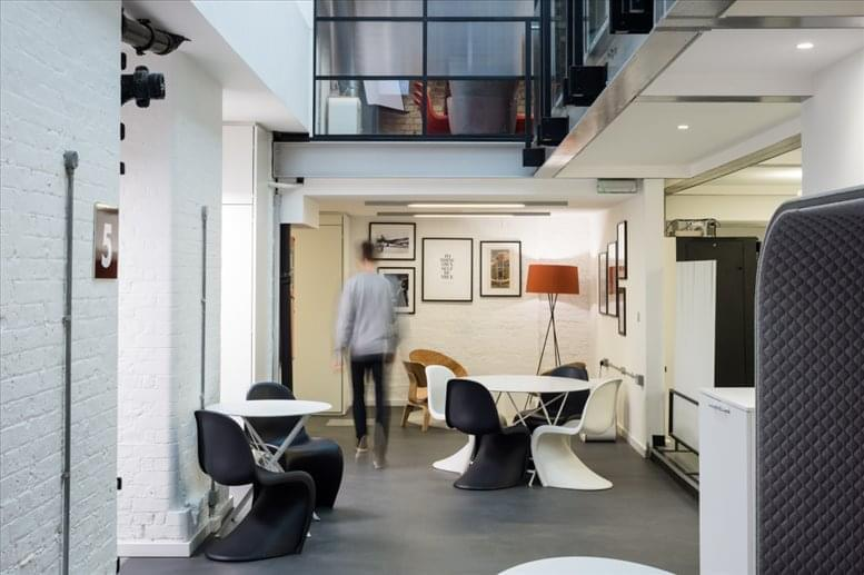 14 Rosebery Avenue, Central London Office for Rent Farringdon