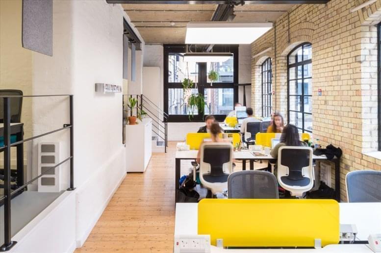 Office for Rent on 14 Rosebery Avenue, Central London Farringdon