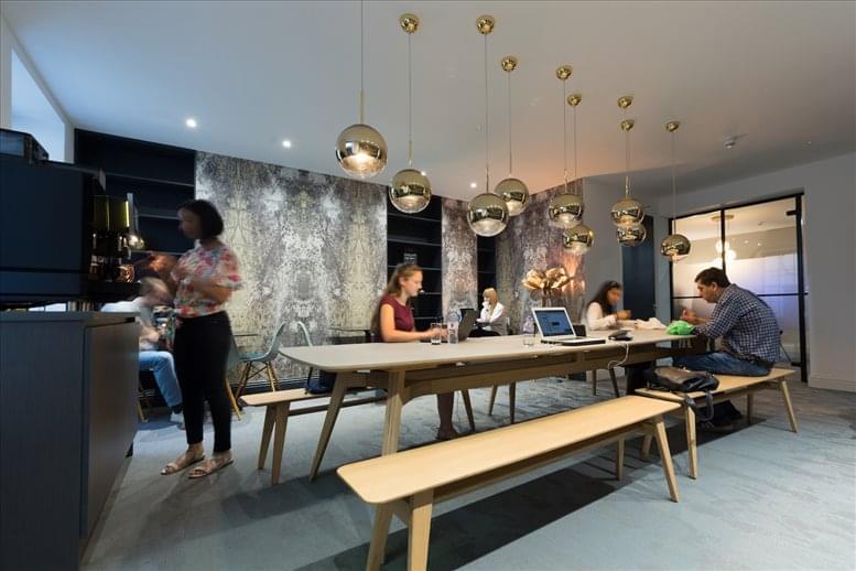 36 Soho Square, London Office Space Tottenham Court Road