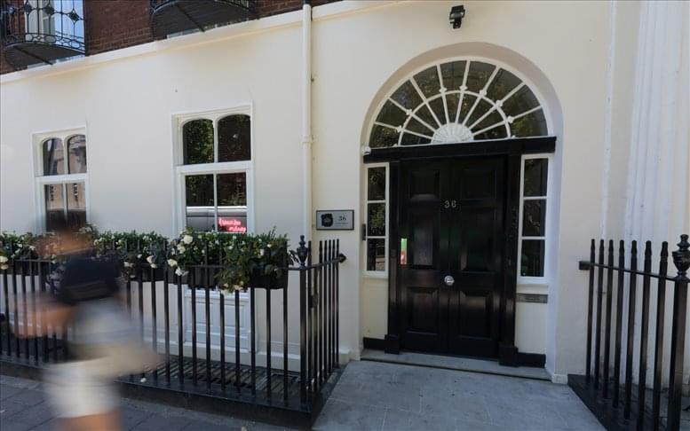 Photo of Office Space on 36 Soho Square, London Tottenham Court Road