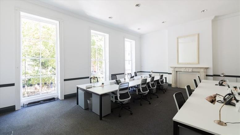 36 Soho Square, London Office for Rent Tottenham Court Road