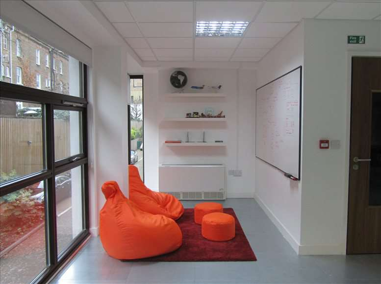 Exhibition House, Addison Bridge Place, Hammersmith Office for Rent Earls Court
